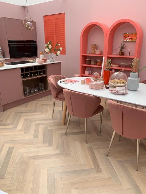 Ideal Home Show 2019 Karndean Flooring A Flooring Boutique