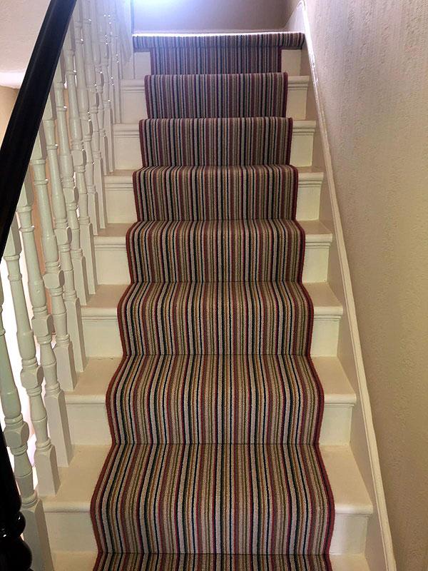 Carpet Stair Runners Bespoke Stair Runners A Flooring